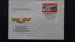 Germany - DDR - 1960 - Mi:805B - FDC - Look Scan - [6] Democratic Republic