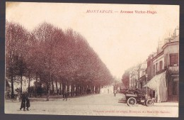 MONTARGIS . Avenue Victor - Hugo . - Montargis