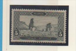 MAROC     - Yvert N°  78 - Maroc (1891-1956)