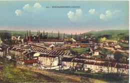 54 - Meurthe-et-Moselle - GOURAINCOURT .  LONGWY - Longwy