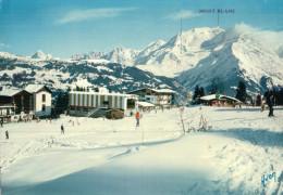 Cpm  Les Alpes    74170.  SAINT.GERVAIS.LES.BAINS  (Haute.Savoie) Le Bettex  Et Le Mont.Blanc  10/14678 - Saint-Gervais-les-Bains