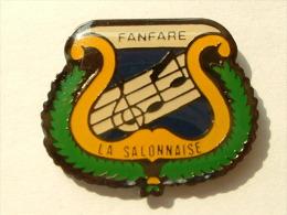PIN´S FANFARE LA SALONNAISE - Musique