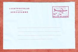 LF 18 II Duesenflugzeug, Zusammengeklebt Nicht Gelaufen (24837) - Ganzsachen