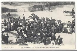 Fourchambault - Très Rare Carte Postale En TBE Cavalcade Du 17 Mai 1908 - La Femme Cocher - France