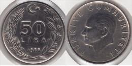 Turchia 50 Lira 1986 Km#966 - Used - Turchia