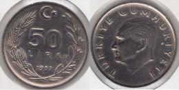 Turchia 50 Lira 1987 Km#966 - Used - Turchia