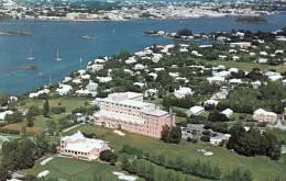 BERMUDA - Belmont Hotel And Golf Course, Karte Gel.1970?, Sondermarke - Bermuda