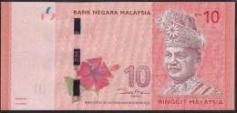 Malaysia 10 Ringgit 2012 P53 UNC - Malasia