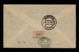 Port Dû (Taxe) Multa T Cover Portugal 1937 Porteado Stamp Porto Lisboa Gc172 - Port Dû (Taxe)