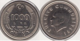 Turchia 1000 Lira 1994 Km#997 - Used - Turchia