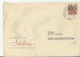 =DP CV 1951Heilbornn - Zona AAS