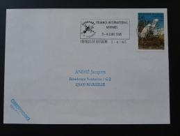 44 Loire Atlantique Vigneux De Bretagne Tournoi Football 1995 - Flamme Sur Lettre Postmark On Cover - Voetbal