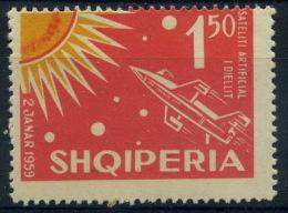 Albanie : N° 587 X Année 1962 - Albania