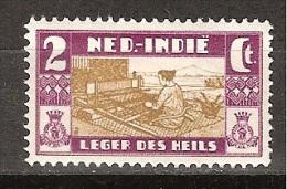 Nederlands Indie Netherlands Indies Dutch Indies 176 MLH ; Leger Des Heils, Salvation Army 1932 - Niederländisch-Indien