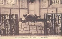 NORD PAS DE CALAIS - 62 - PAS DE CALAIS -LA COUTURE - Eglise - Christ Mutilé - Sonstige Gemeinden