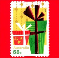 AUSTRALIA  - Usato - 2012 - Natale - Christmas - Noel - Doni - Presents - 55 - 2010-... Elizabeth II
