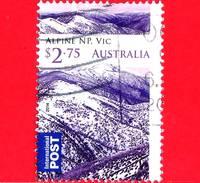 AUSTRALIA  - Usato - 2014 - Parchi Nazionali - Deserto Australiano - Alpine National Park, Victoria - 2.75 - 2010-... Elizabeth II