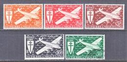 Saint-Pierre And Miquelon  C 1 +   *   (o) - Airmail