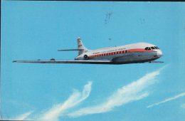 Aviation, Caravelle VI-R, Iberia Lineas Aereas De España (1967) - 1946-....: Moderne