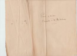 Manuscrit - Sortant Des Chroniques Nationale Amender à La Révolution - 1791 - Affaires De Rouen - - Historische Dokumente