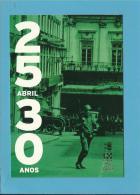 25 ABRIL 1974 - 30 ANOS - Grandes Armazéns Do Chiado - Comemorações - Portugal - 2 SCANS - Equipement