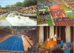 Germany. The XX Olympiade-Munchen 1972. Four Poscard. - Jeux Olympiques