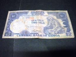 SAMOA 2 Tala 1985, Pick N° 25, SAMOA - Samoa