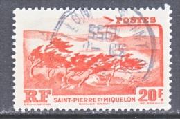 SAINT PIERRE Et MIQUELON  341   (o) - St.Pierre & Miquelon