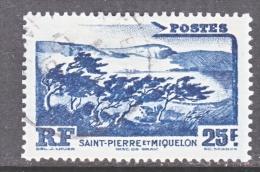 SAINT PIERRE Et MIQUELON  342   (o) - St.Pierre & Miquelon