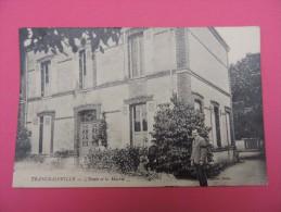 TRANCRAINVILLE - L'Ecole Et La Mairie. - France