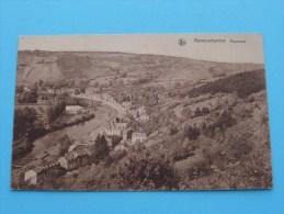 REMOUCHAMPS Panorama ( G. Steinmetz-Haenen ) Anno 19?5 ( Zie Foto´s Voor Details ) !! - Aywaille