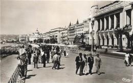 NICE - 06 -   Promenade Des Anglais Et Le Palais De La Miditerranée - WWW - - Monuments, édifices