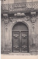 Cp , 13 , AIX-en-PROVENCE , Porte De L'Hôtel De Forbin (XVIIe S.) - Aix En Provence