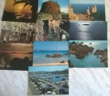 10 CART. SARDEGNA (30) - Cartes Postales