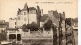 CPA 29 LANDERNEAU LE PONT SUR L ELORN - Landerneau