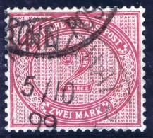 DR Deutsche Post In China Vorläufer Mi#37 Sig Shanghai 1899-10-05 - Offices: China