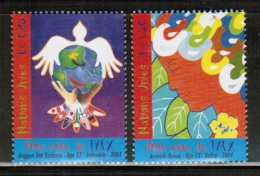 UN GENEVA 2004 MI 503-04 - Office De Genève