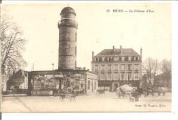 BRIVE  Le Chateau D´eau - Châteaux D'eau & éoliennes