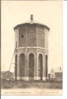 CAMP DE MAILLY    Le Chateau D´eau - Châteaux D'eau & éoliennes