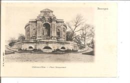 BOURGES    Le Chateau D´eau , Place Seraucourt   BF - Châteaux D'eau & éoliennes