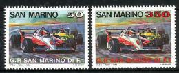 1983 SAN MARINO  FERRARI  Serie Cpl Nuova ** MNH - Nuovi