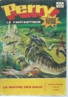PERRY LE FANTASTIQUE  N° 9 -  JEUNESSE ET VACANCES  1976 - Kleine Formaat