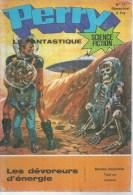 PERRY LE FANTASTIQUE  N° 11 -  JEUNESSE ET VACANCES  1976 - Kleine Formaat