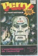 PERRY LE FANTASTIQUE  N° 12 -  JEUNESSE ET VACANCES  1976 - Kleine Formaat