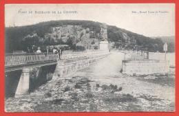 CPA Belgique - Jalhay - Barrage De La Gileppe - Le Pont - Jalhay