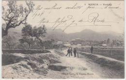 25826g  MURCIA - Verdolay - 1907 - Murcia