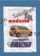 MODENA - Concessionaria Fiat Auto Car Fiat 500 -  BUSTINA DI ZUCCHERO VUOTA - Sugar Empty - Sucres