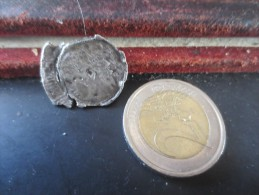 PIECE ECRASEE - 1 FRANC 1872- METAL ARGENT TTB VOIR PHOTOS - Pièces écrasées (Elongated Coins)