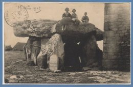 35 - CRUCUNE --  Dolmen - France