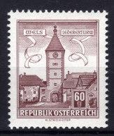 ÖSTERREICH 1962 ** Turmuhr, Towerclock - MNH - Uhrmacherei